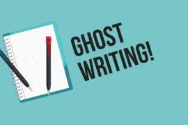 ghostwriting service